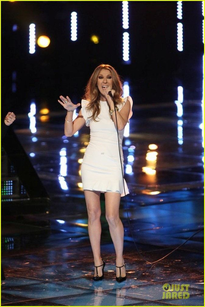 tessanne chin celine dion the voice performance video 053013966