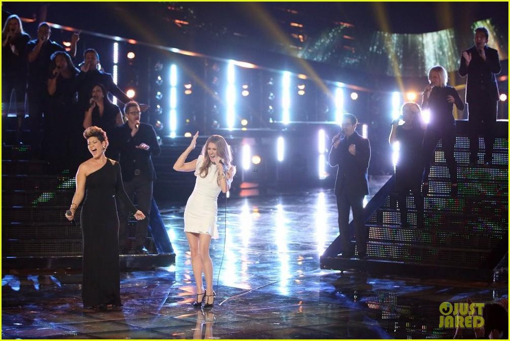 tessanne chin celine dion the voice performance video 073013968