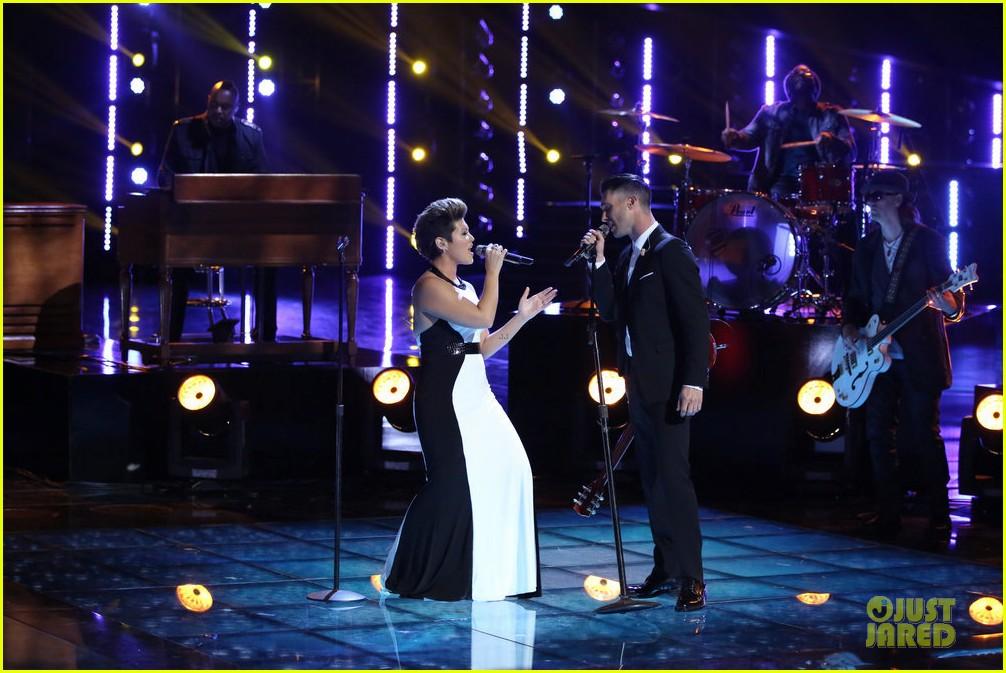 tessanne chin the voice finale performances video 183013328