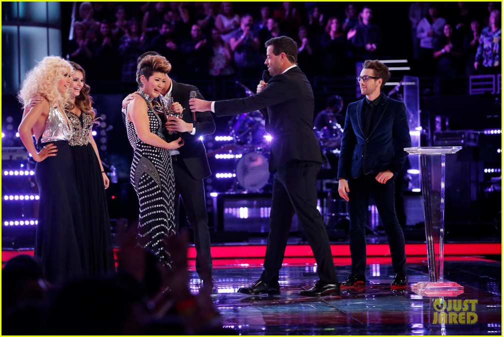 tessanne chin the voice winning song performance video1 063014046