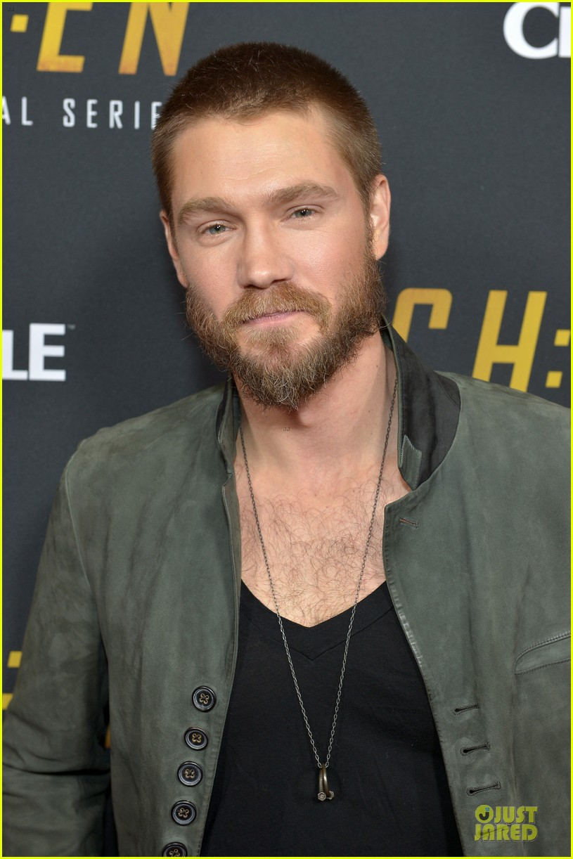 chad michael murray nicky whelan chosen season 2 premiere 11