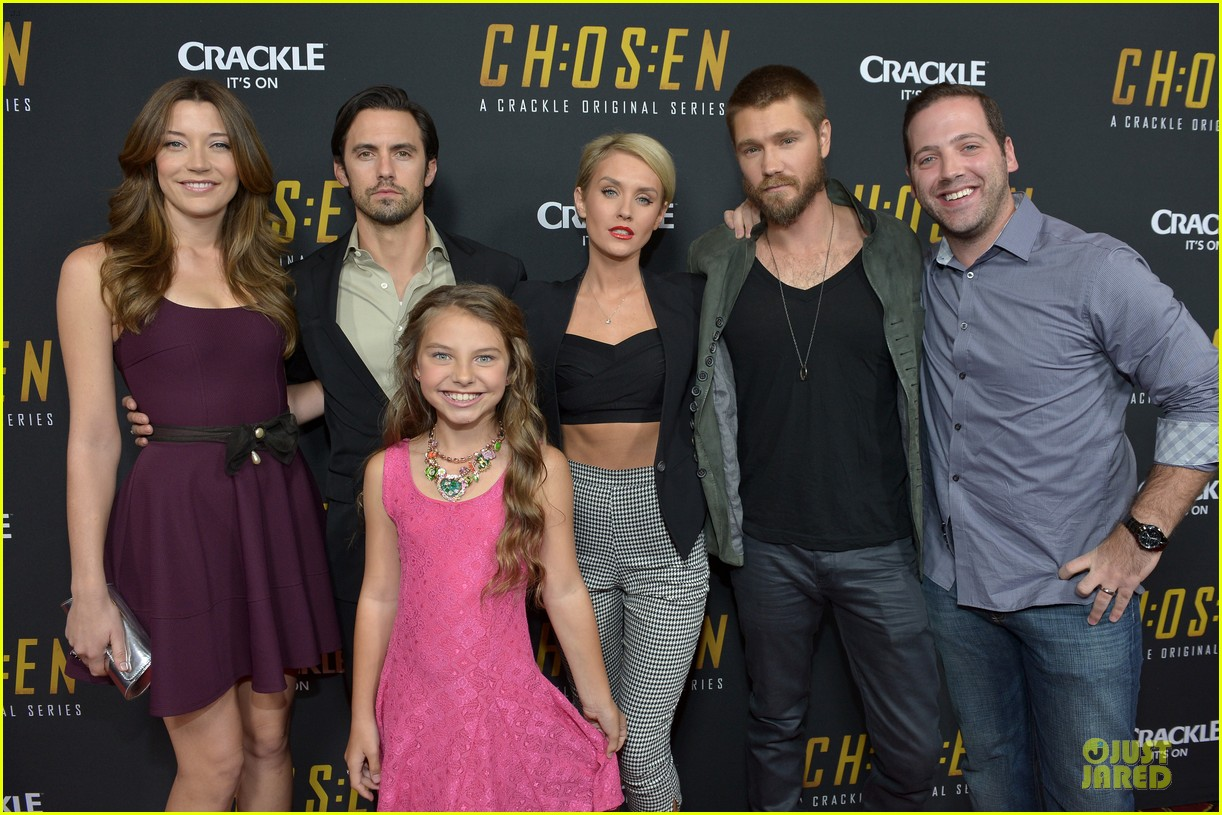 chad michael murray nicky whelan chosen season 2 premiere 253004712