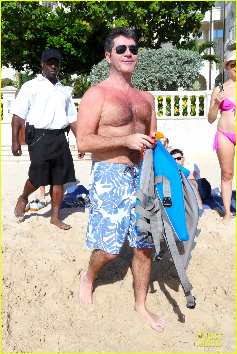 simon cowell where can i get mince pie in barbados 013019156