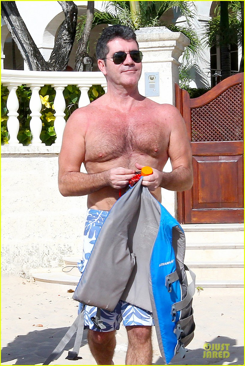 simon cowell where can i get mince pie in barbados 02