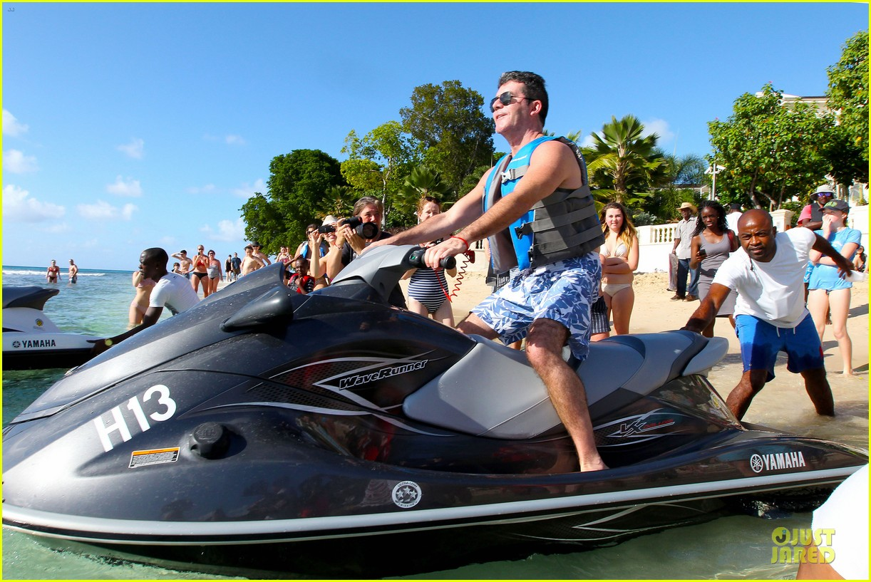 simon cowell where can i get mince pie in barbados 033019158