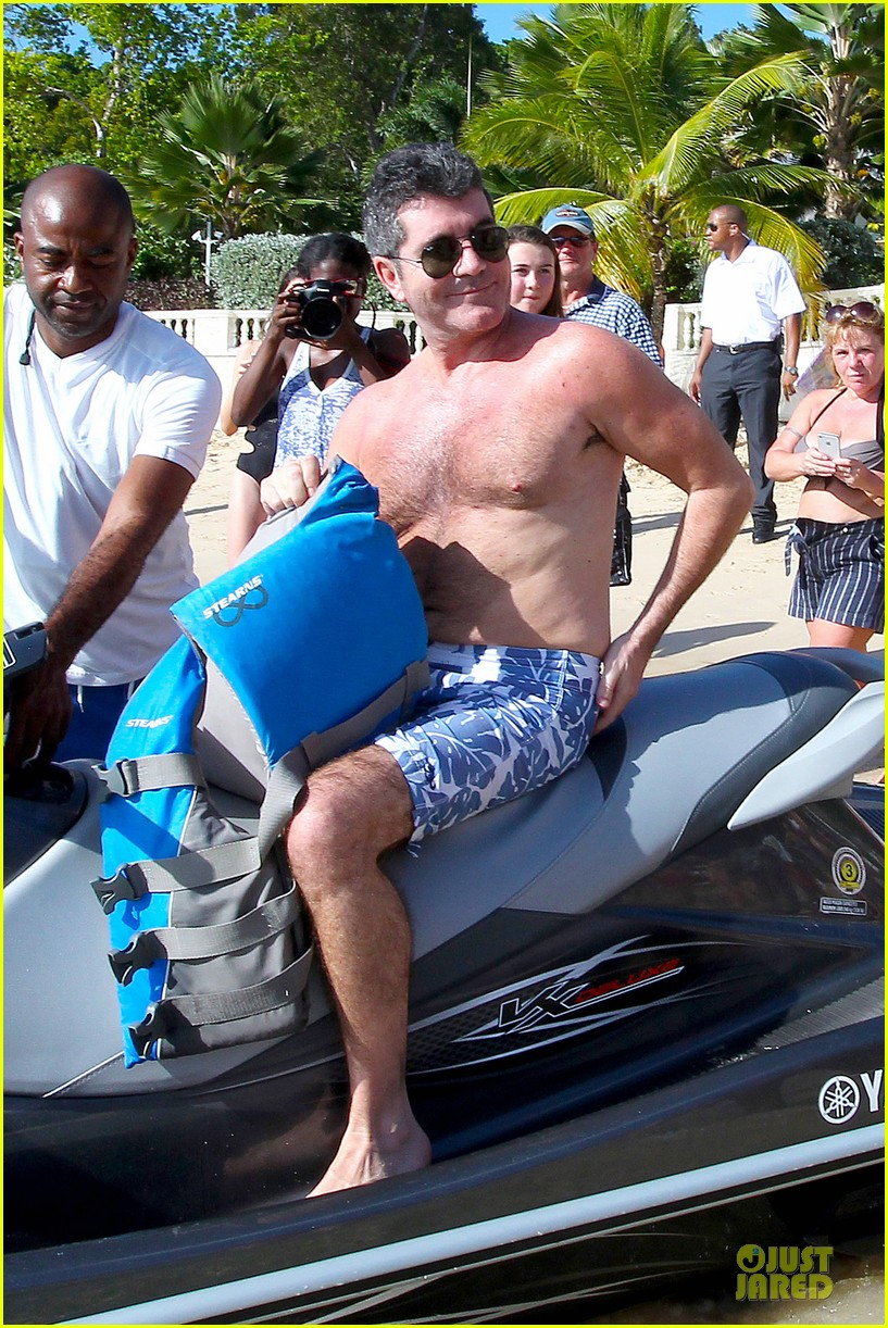simon cowell where can i get mince pie in barbados 043019159