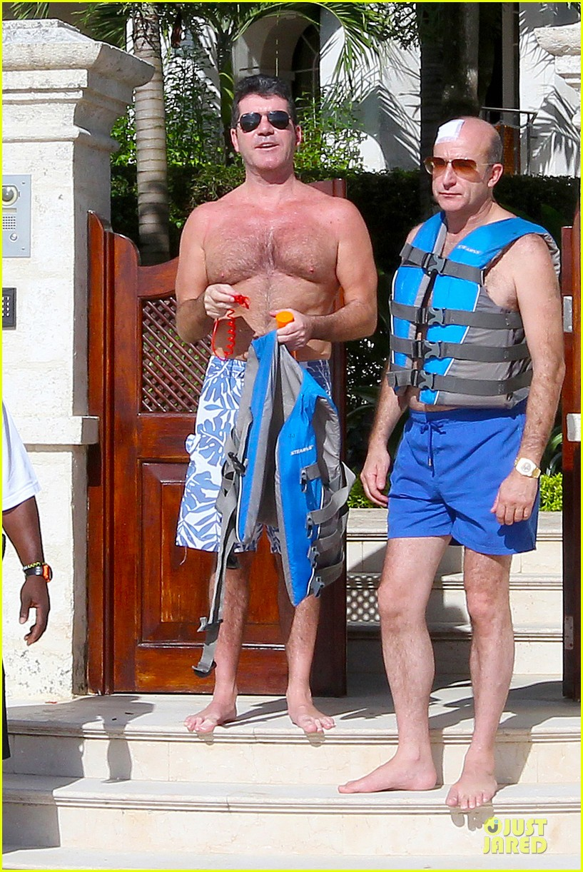 simon cowell where can i get mince pie in barbados 053019160