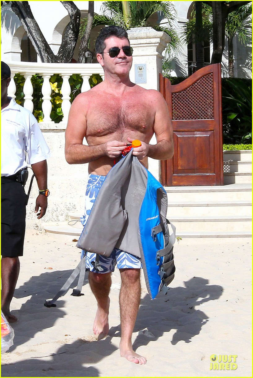 simon cowell where can i get mince pie in barbados 063019161