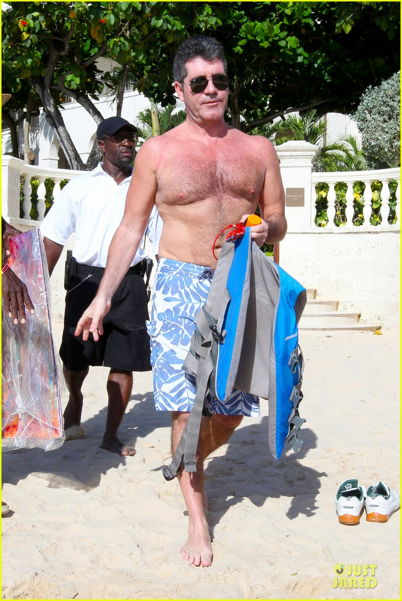 simon cowell where can i get mince pie in barbados 093019164
