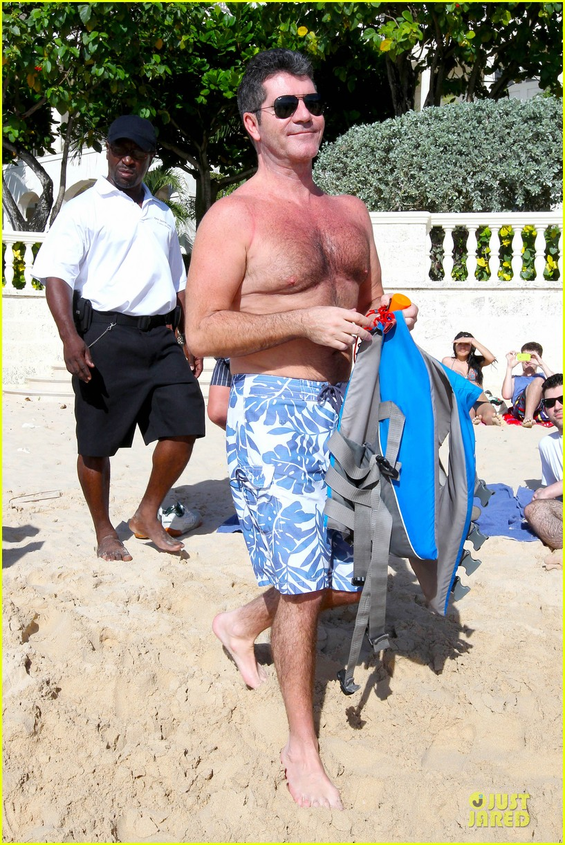 simon cowell where can i get mince pie in barbados 103019165