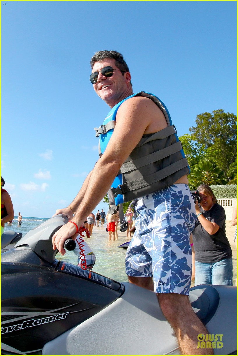 simon cowell where can i get mince pie in barbados 113019166
