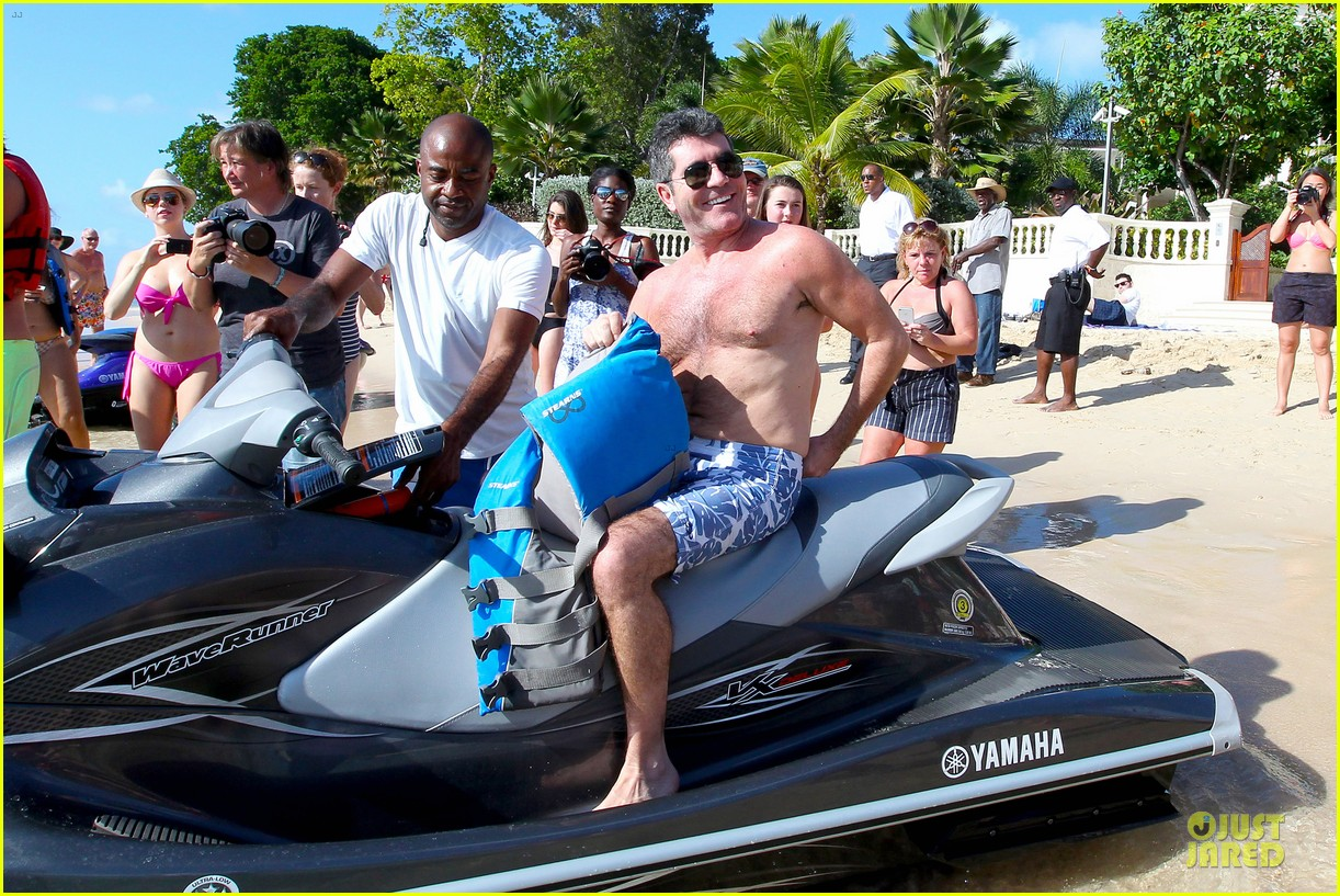 simon cowell where can i get mince pie in barbados 123019167