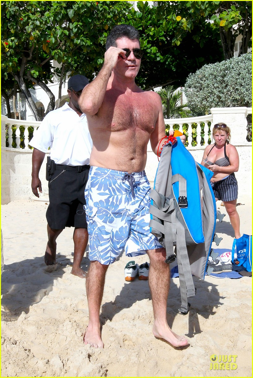 simon cowell where can i get mince pie in barbados 153019170