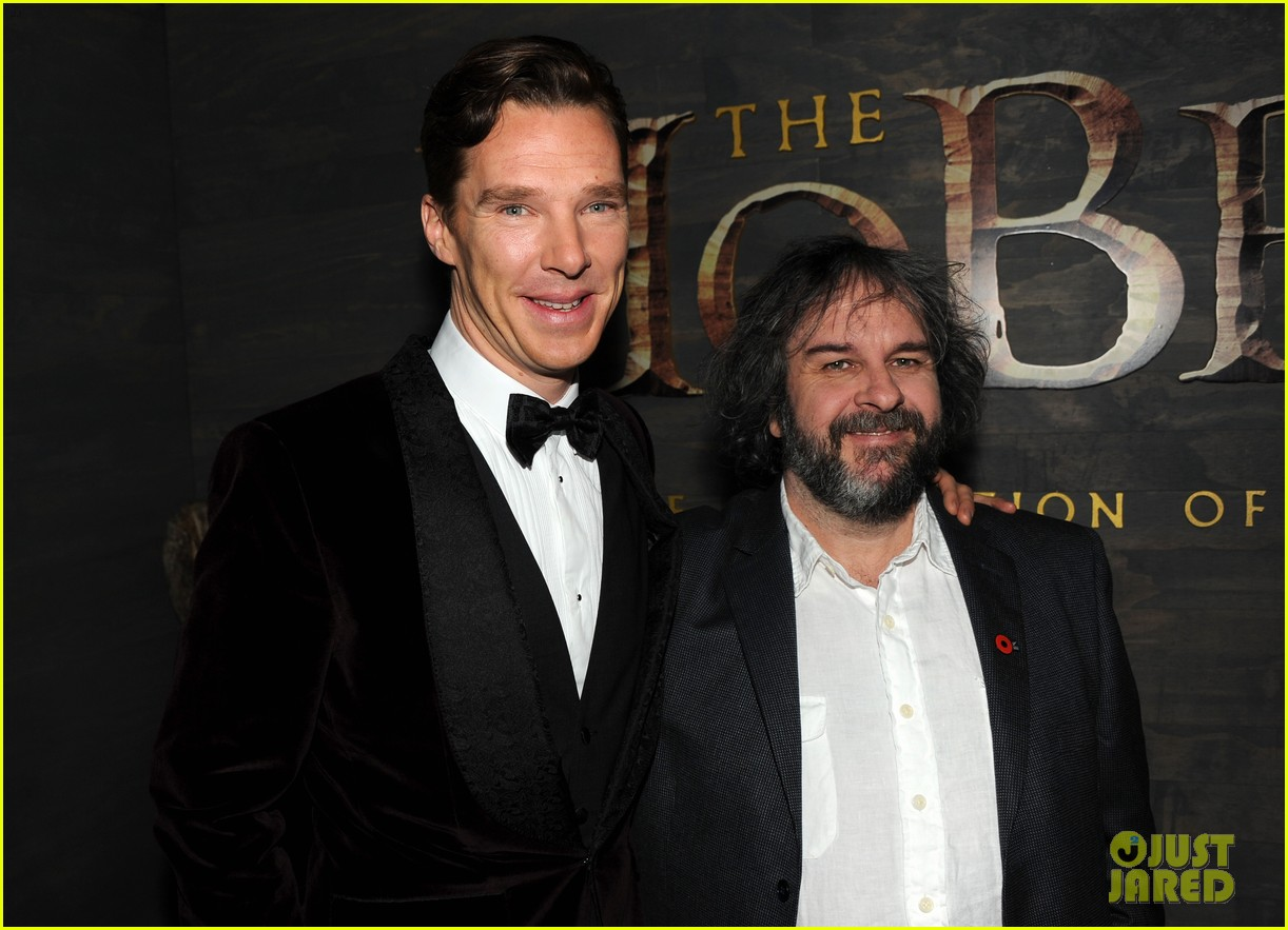 benedict cumberbatch martin freeman hobbit premiere 123003857