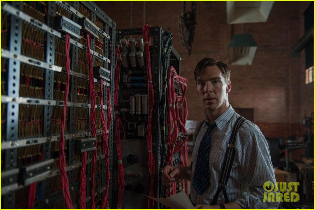 benedict cumberbatch first imitation game still released