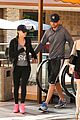kaley cuoco ryan sweeting california pizza kitchen lunch 03