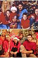 miley cyrus shares family fist fight christmas photo 05