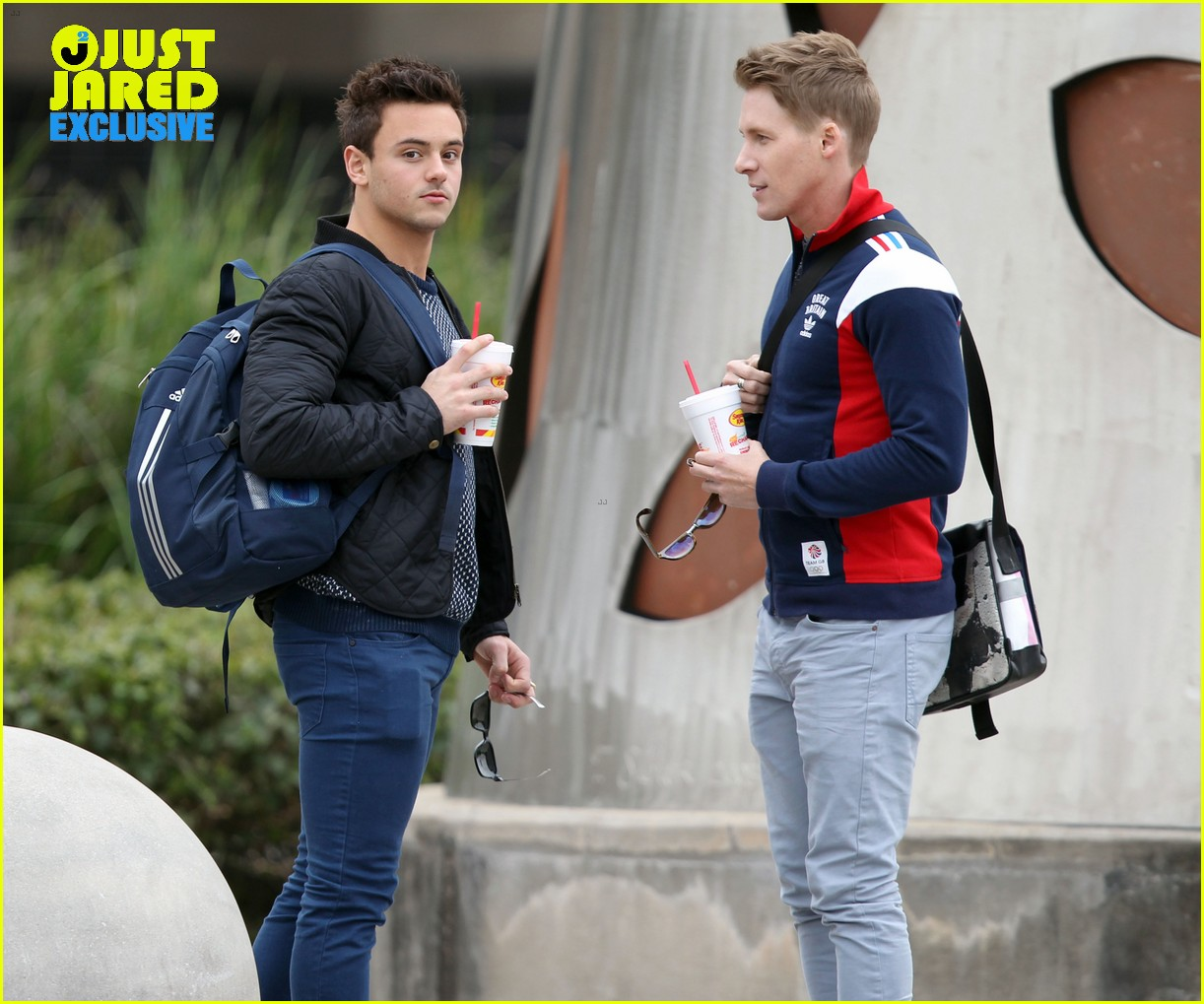 tom daley dustin lance black first couple photos exclusive 043010458