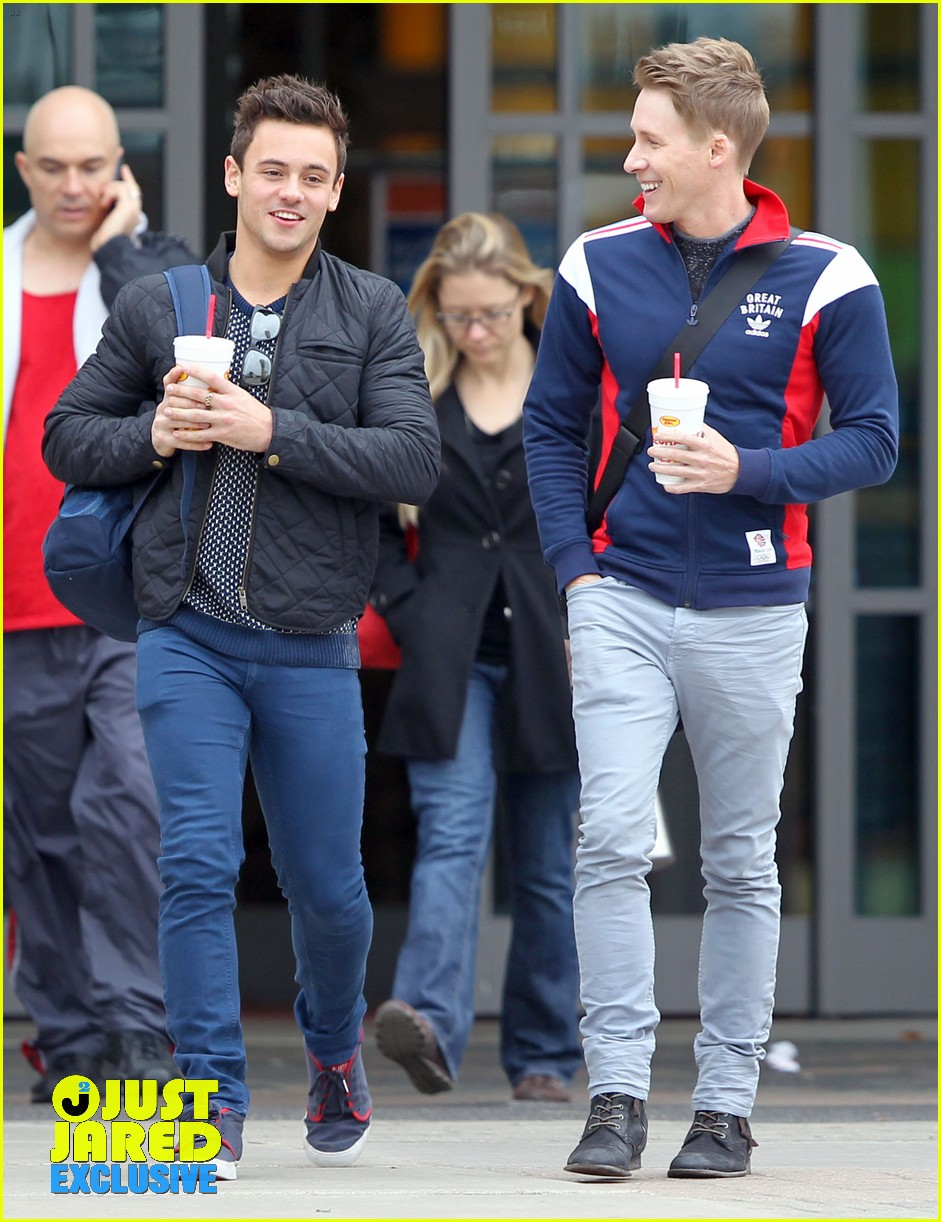 tom daley dustin lance black first couple photos exclusive 083010462