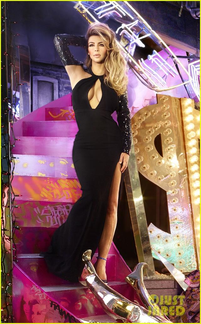 Kardashian Christmas Card 2013 Revealed - Who is Missing?!: Photo ...