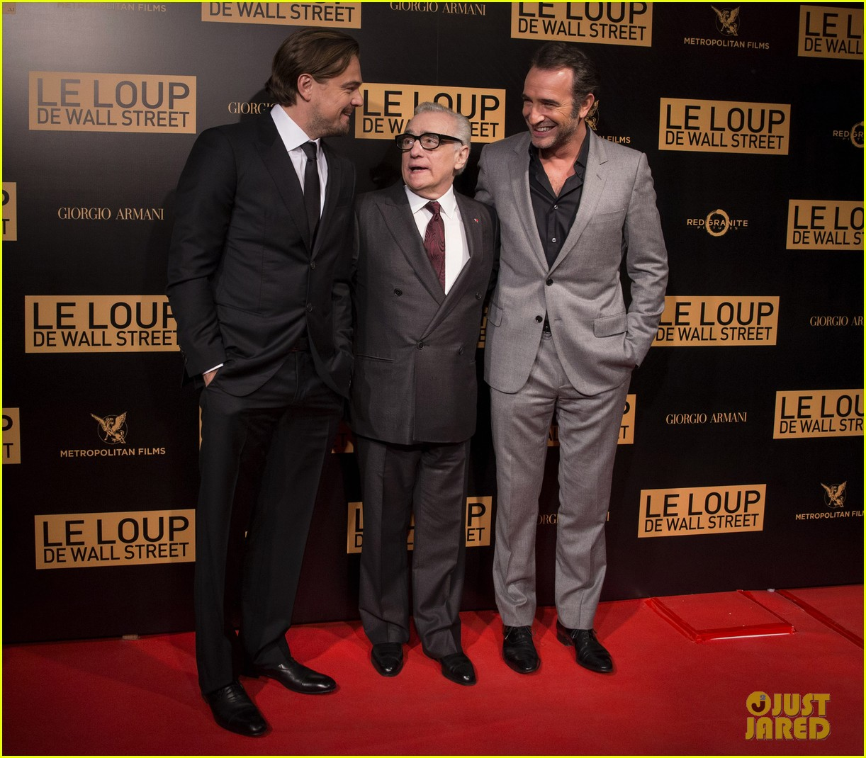 leonardo dicaprio wolf of wall street paris photo call 073008438