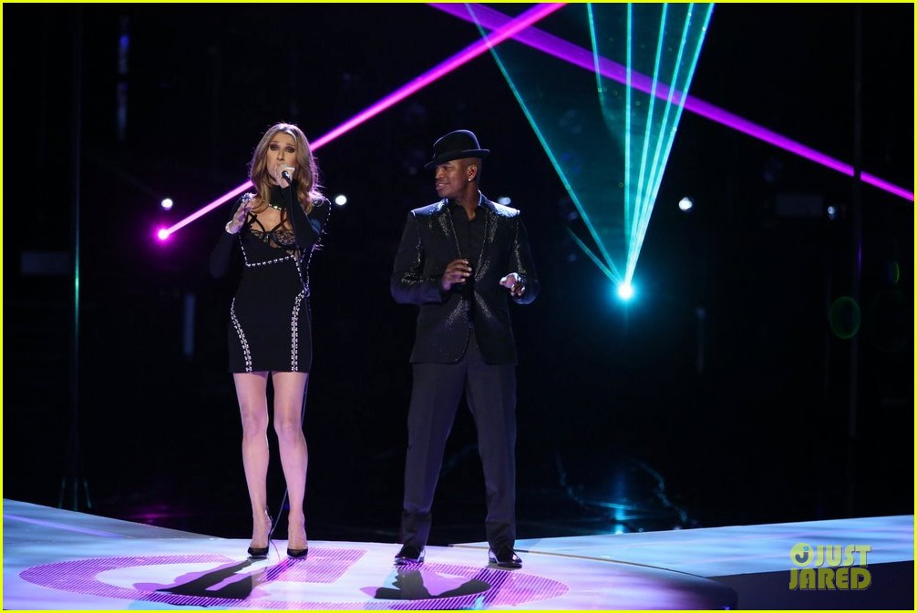 celine dion ne yo incredible performance on the voice video 033013982