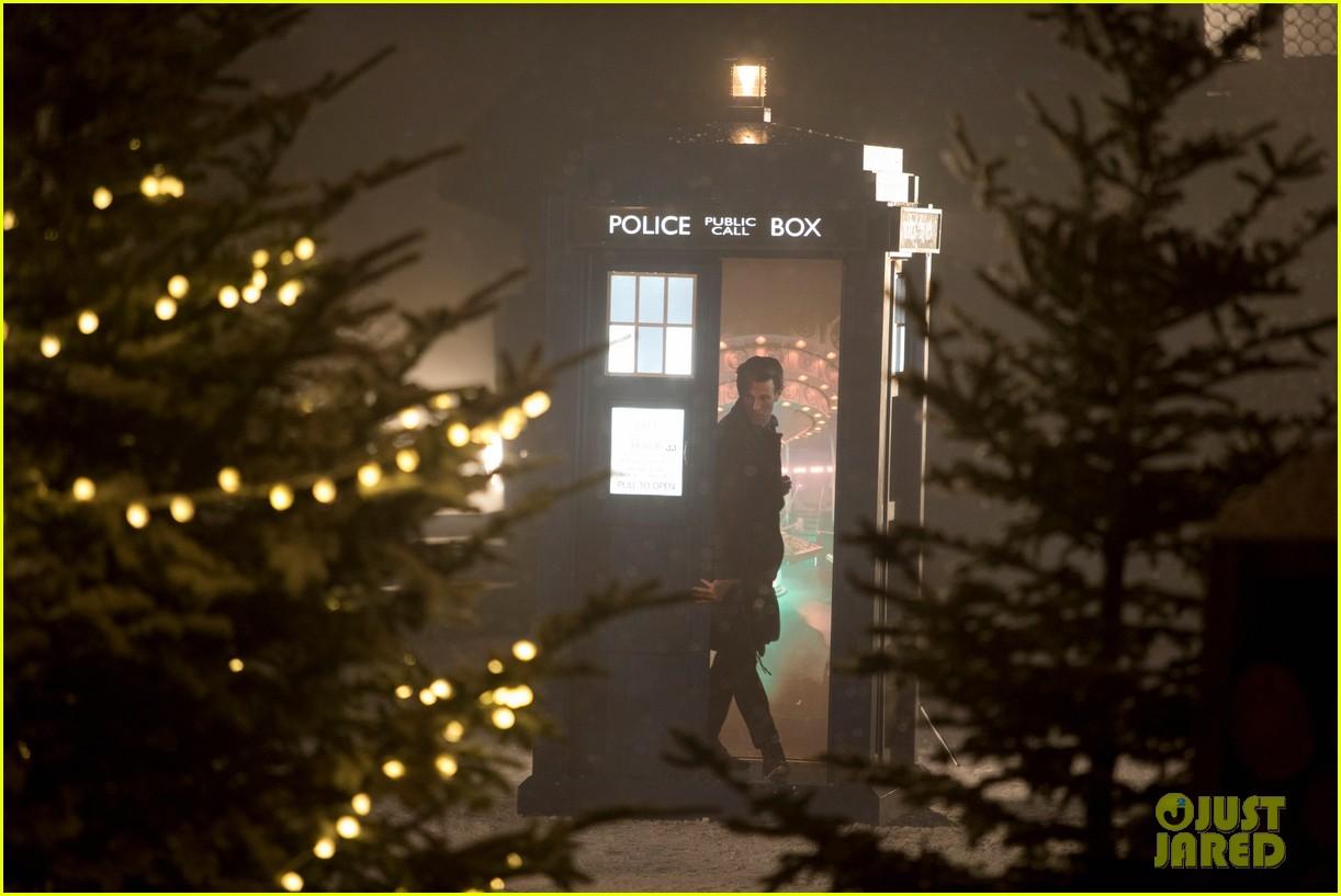 Matt Smith: \'Doctor Who\' Christmas Special Trailer & Stills!: Photo ...