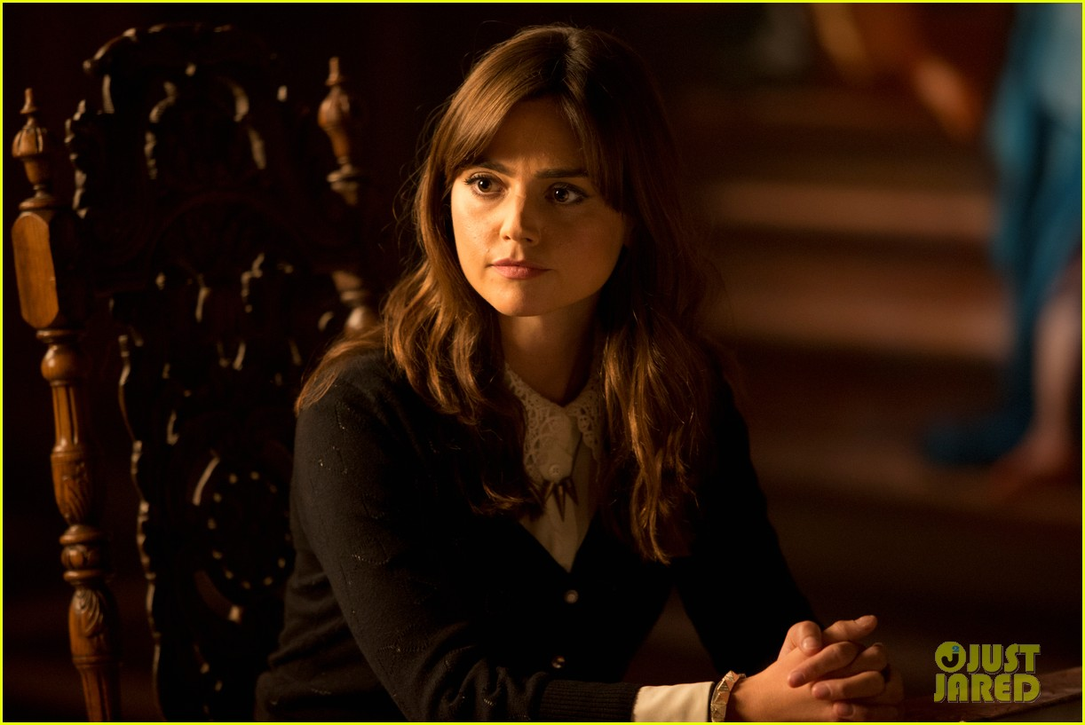 matt smith jenna coleman doctor who time doctor stills 103009905