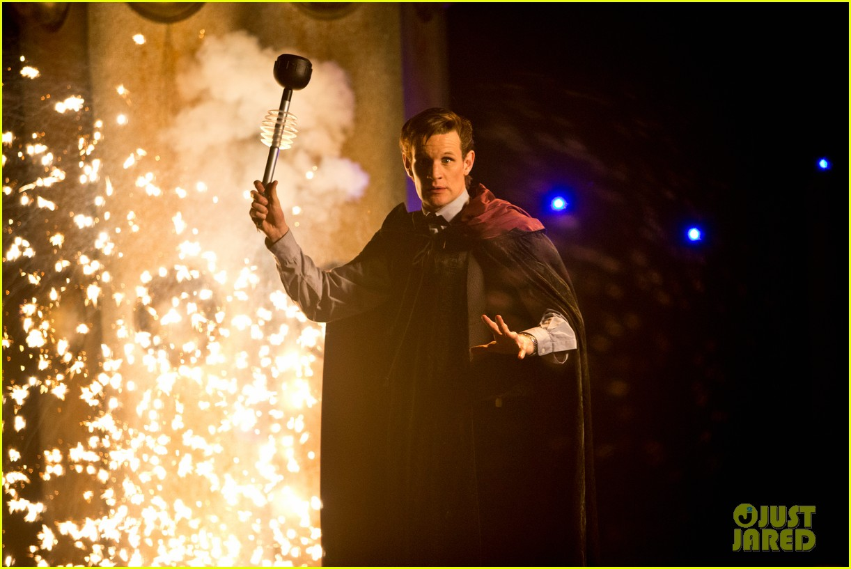 matt smith jenna coleman doctor who time doctor stills 12