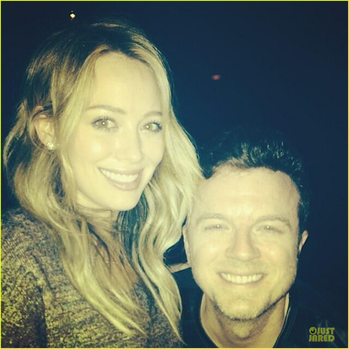 hilary duff ive known jojo wright since i was a baybay 053016893