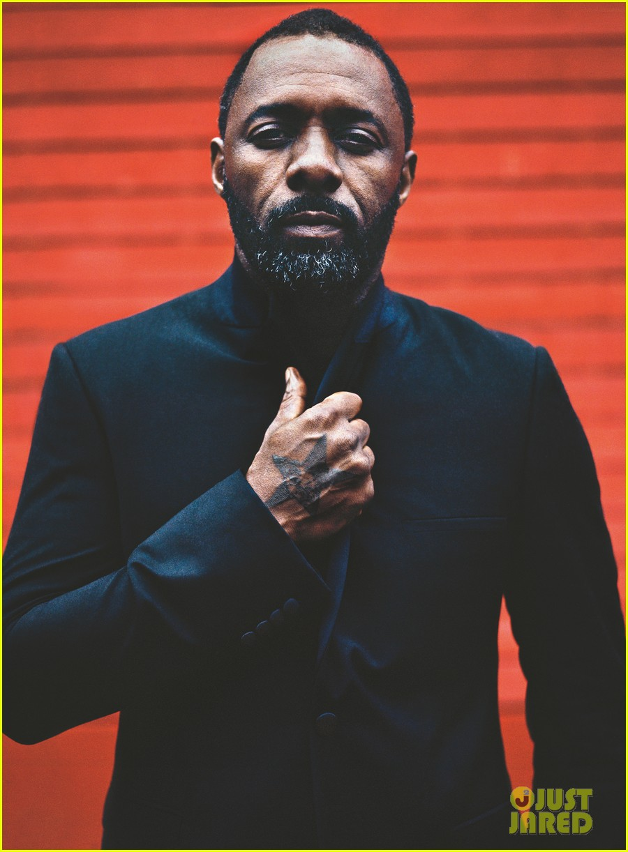 idris elba on playing nelson mandela they were big shoes to fill 013013699