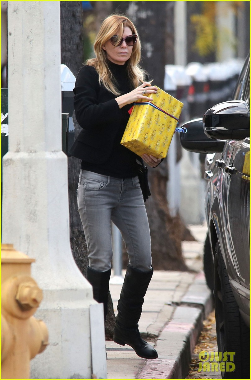 ellen pompeo my husband chris ivery has so much swag 013008361