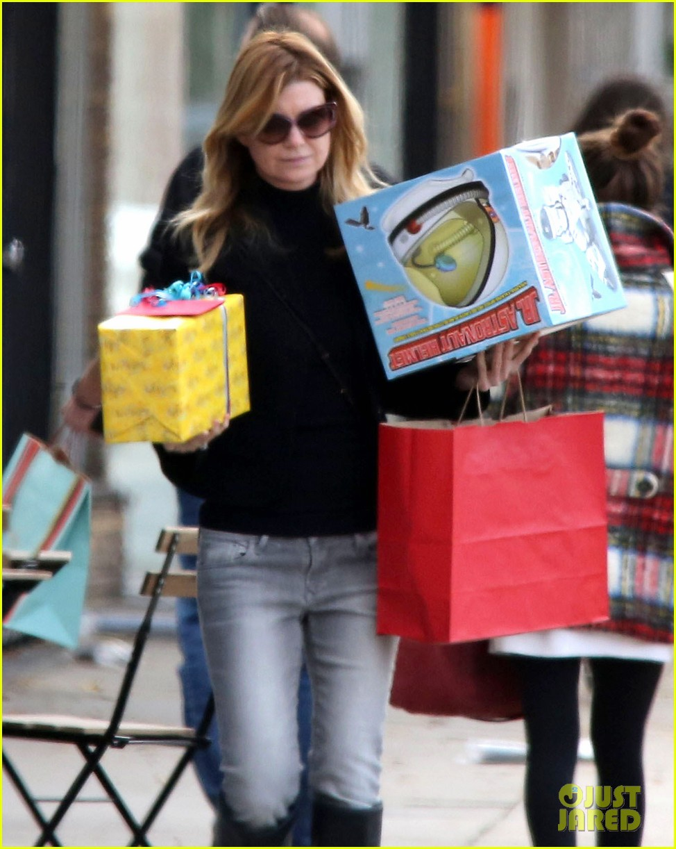 ellen pompeo my husband chris ivery has so much swag 033008363
