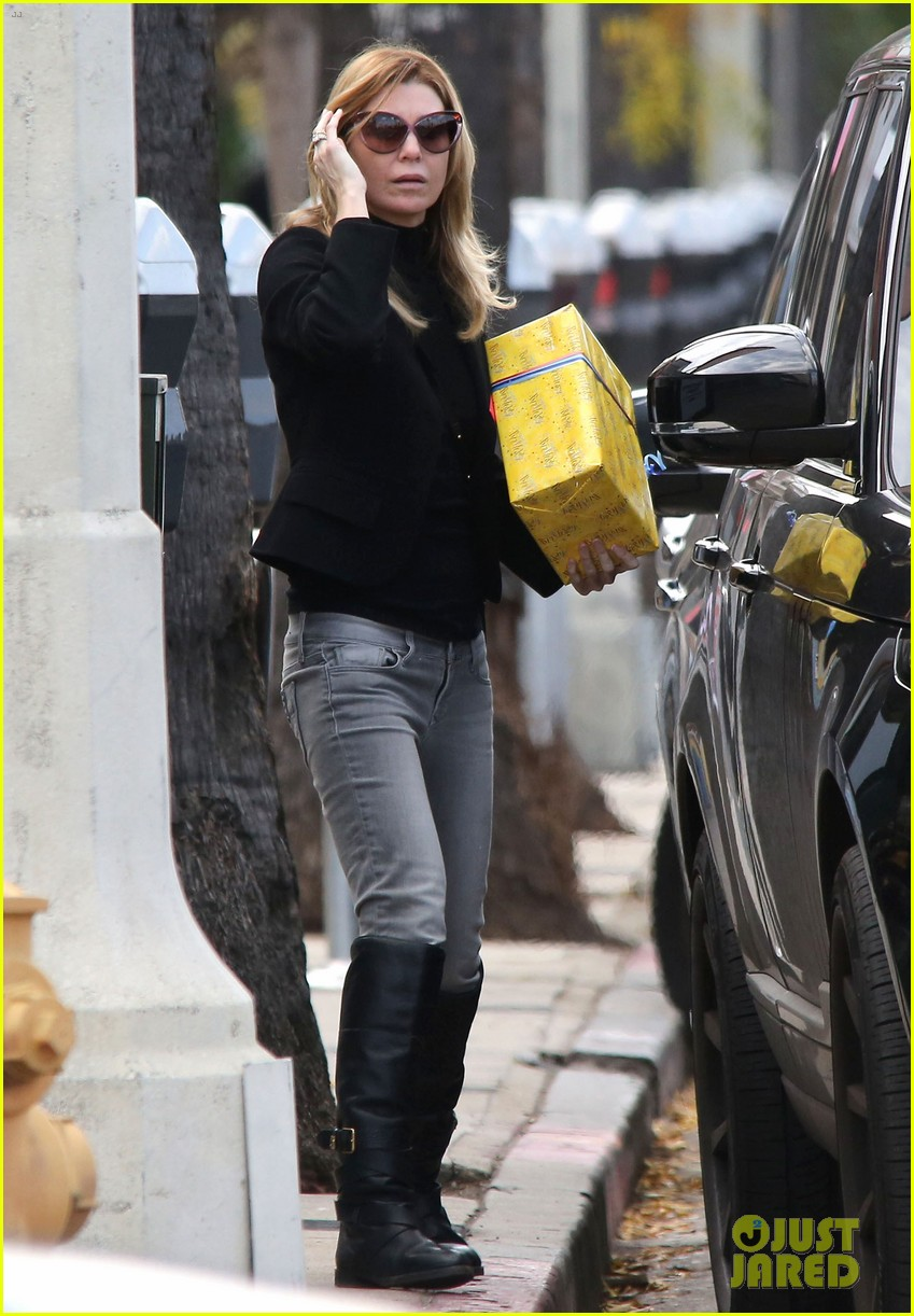 ellen pompeo my husband chris ivery has so much swag 053008365