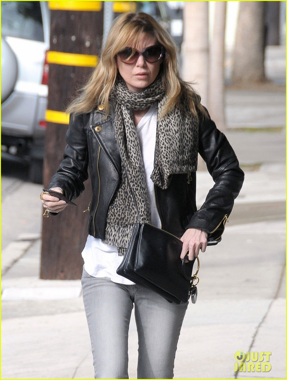 ellen pompeo my husband chris ivery has so much swag 063008366