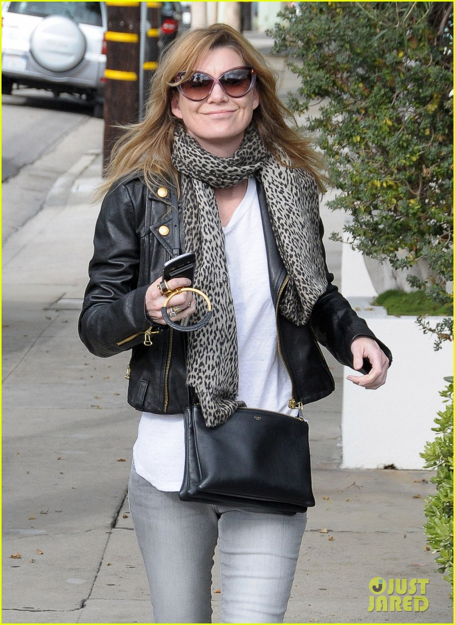 ellen pompeo my husband chris ivery has so much swag 143008374