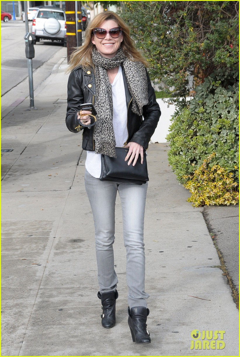 ellen pompeo my husband chris ivery has so much swag 163008376