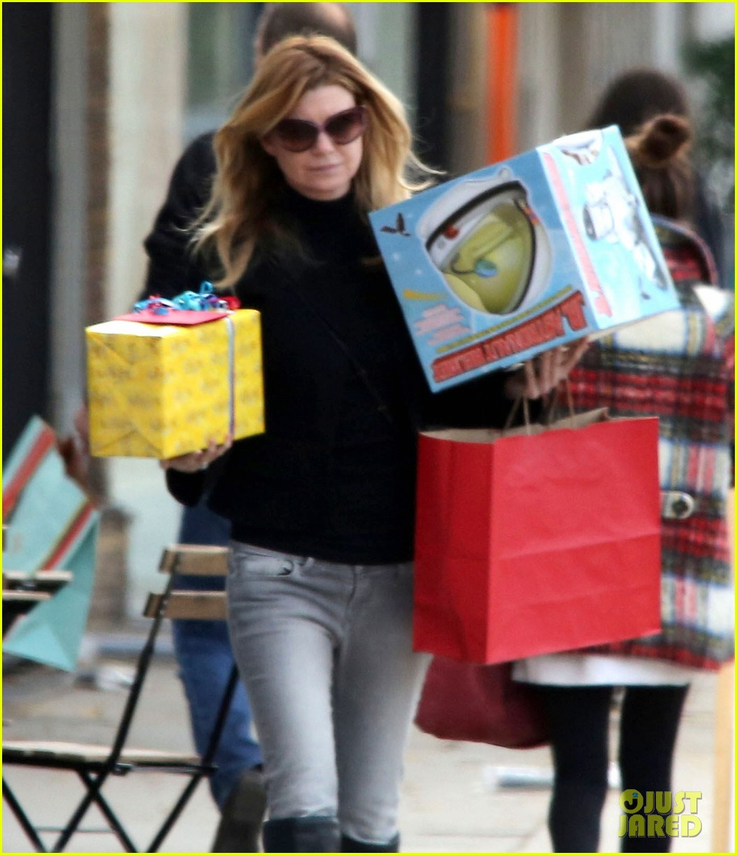 ellen pompeo my husband chris ivery has so much swag 183008378