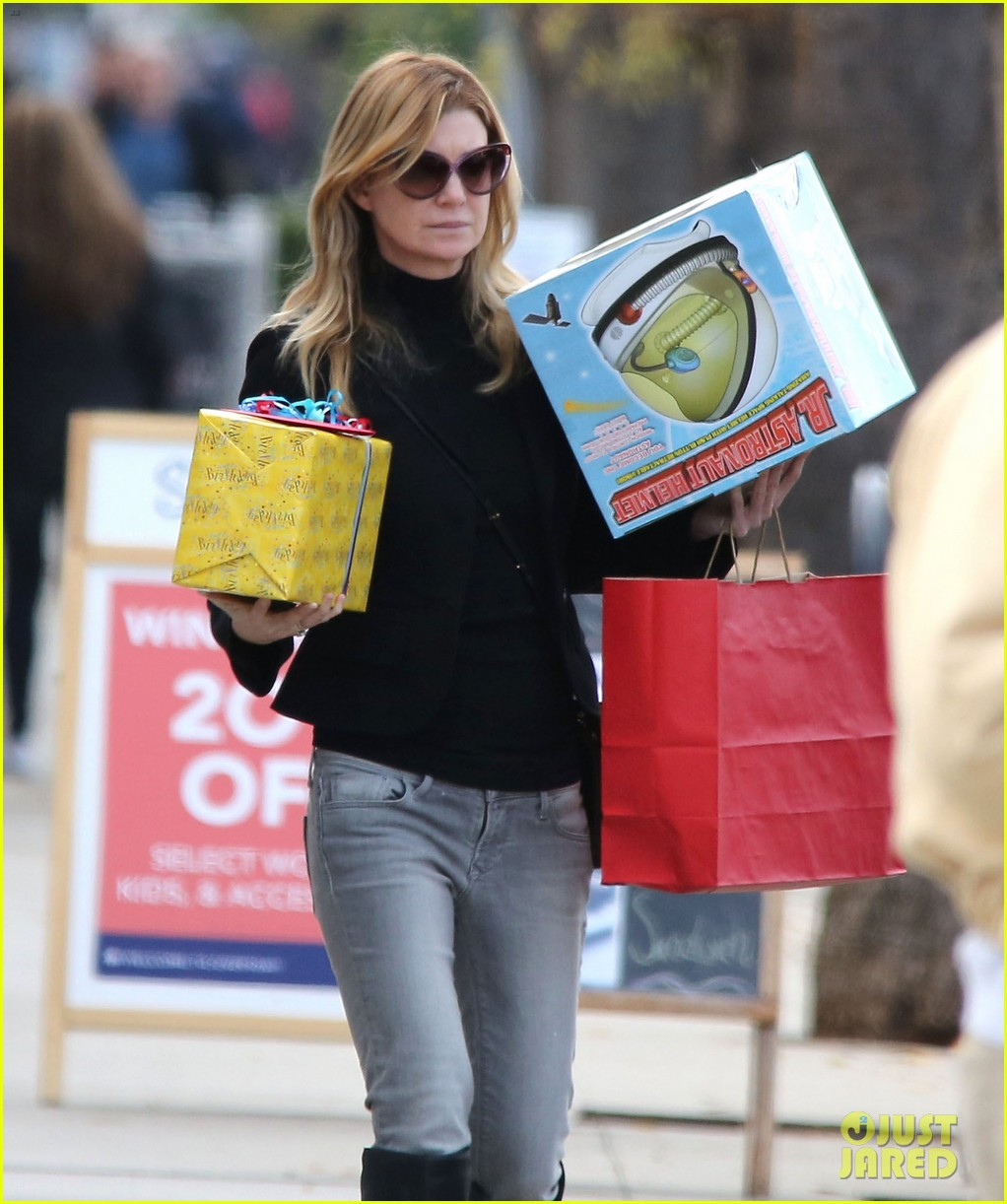 ellen pompeo my husband chris ivery has so much swag 203008380