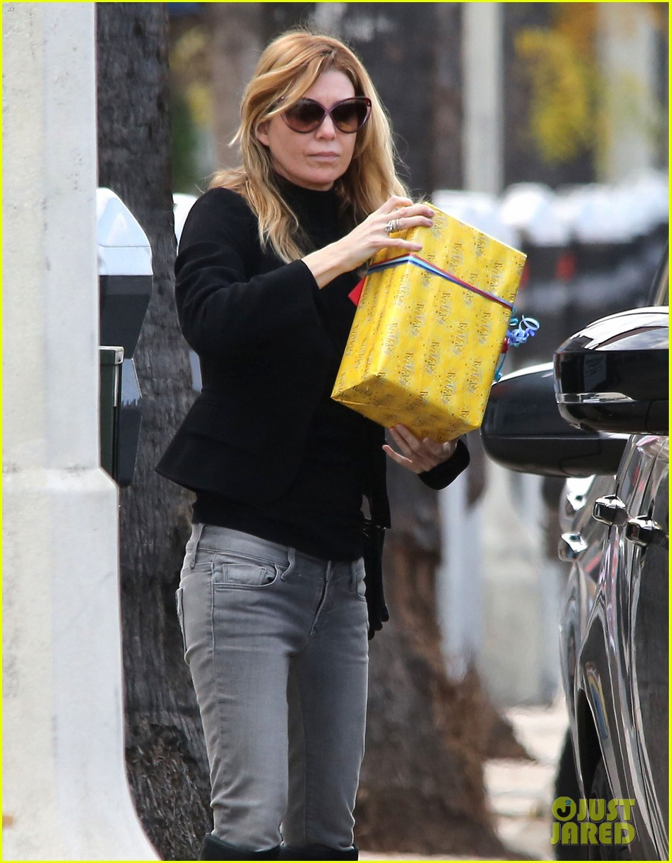 ellen pompeo my husband chris ivery has so much swag 213008381