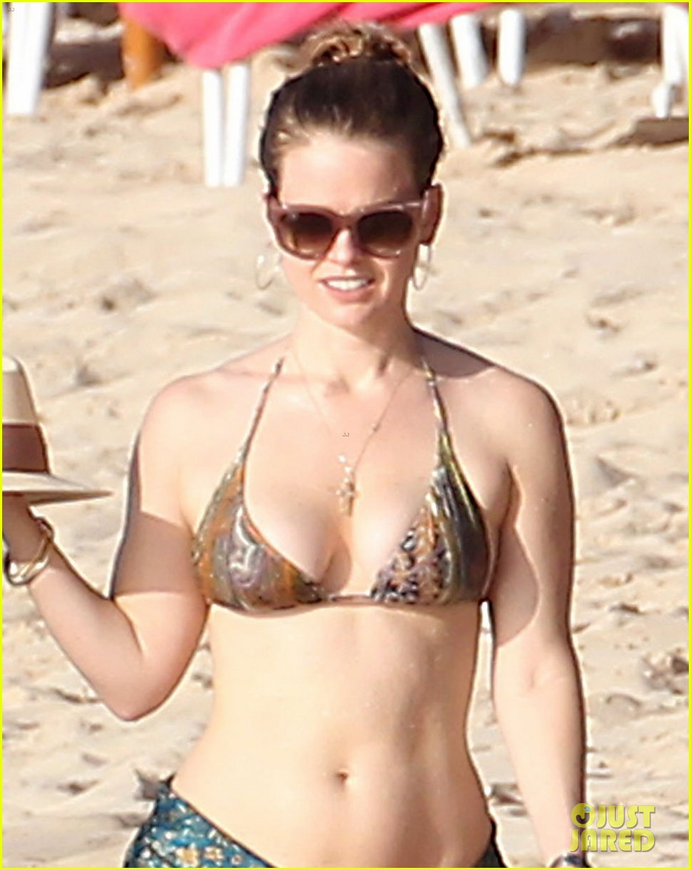 Words... Alice eve bikini