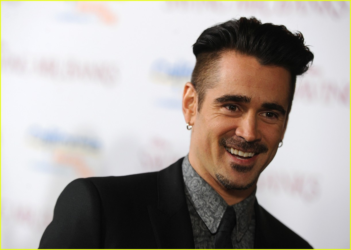 colin farrell tom hanks saving mr banks la premiere 073008724