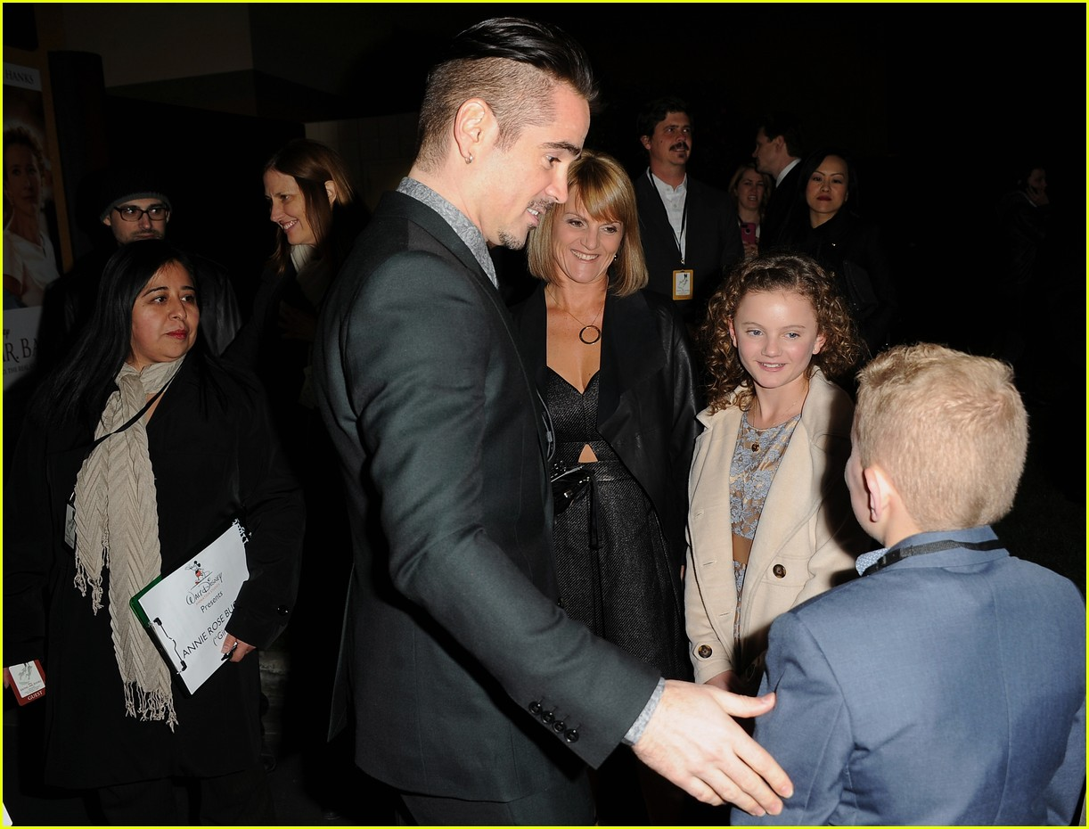 colin farrell tom hanks saving mr banks la premiere 133008730