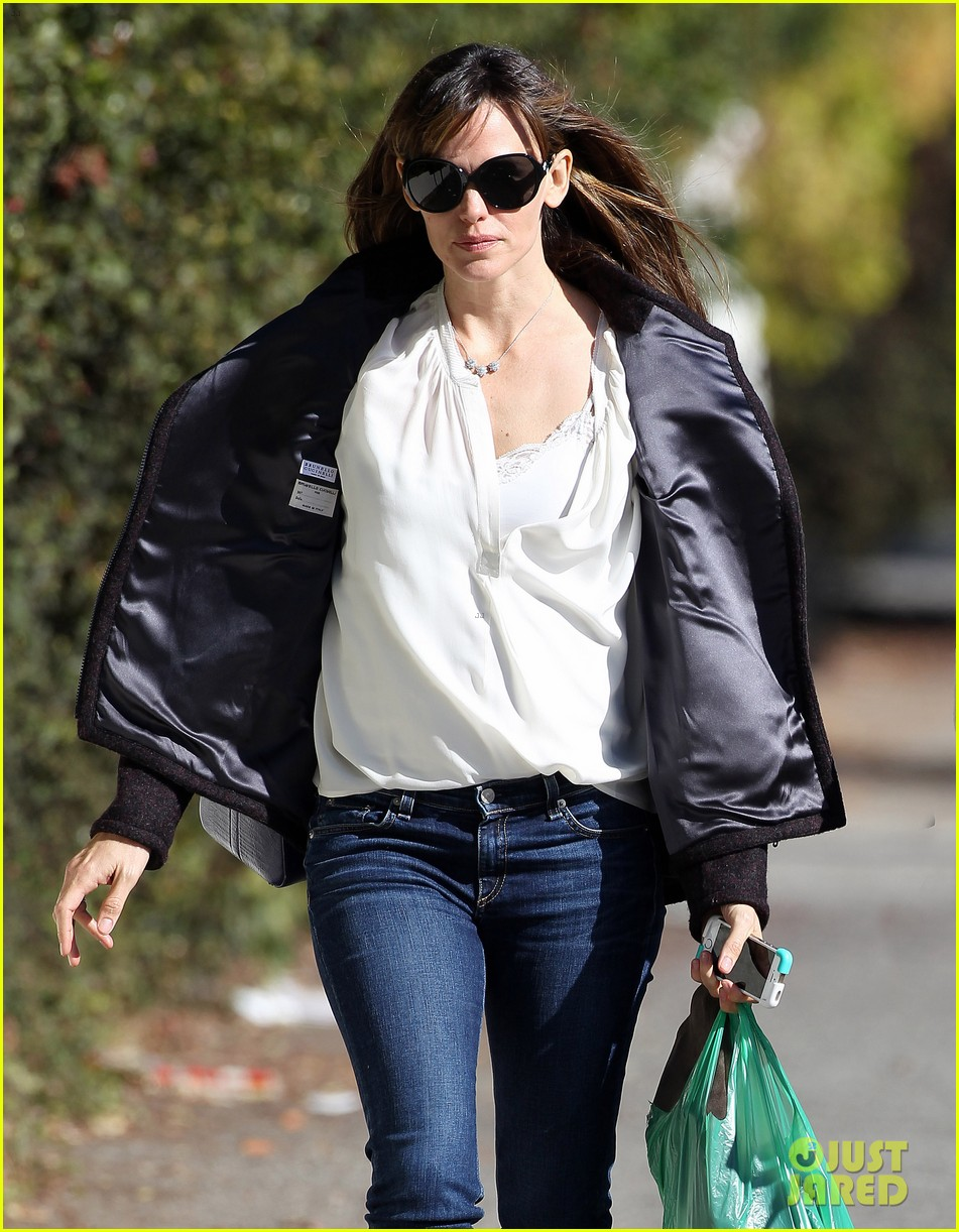 jennifer garner ben affleck wednesday morning breakfast 17