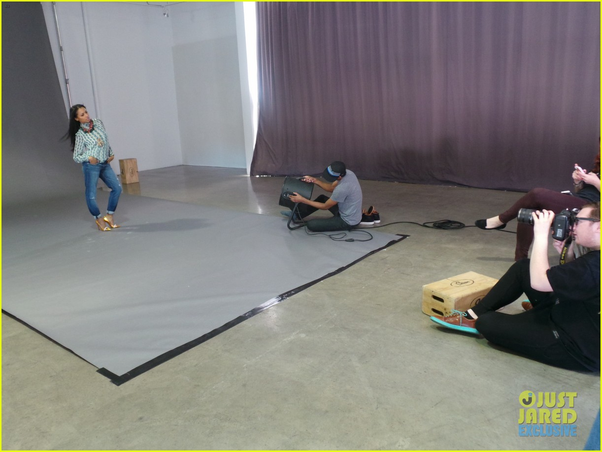kat graham jj spotlight of the week behind the scenes pics 103017181