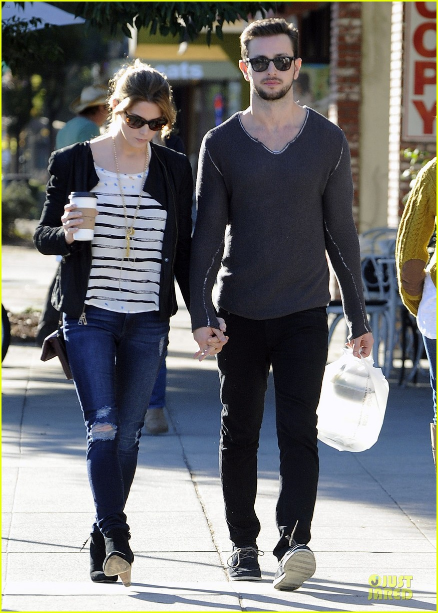ashley greene paul khoury romancing the bean date 073012086