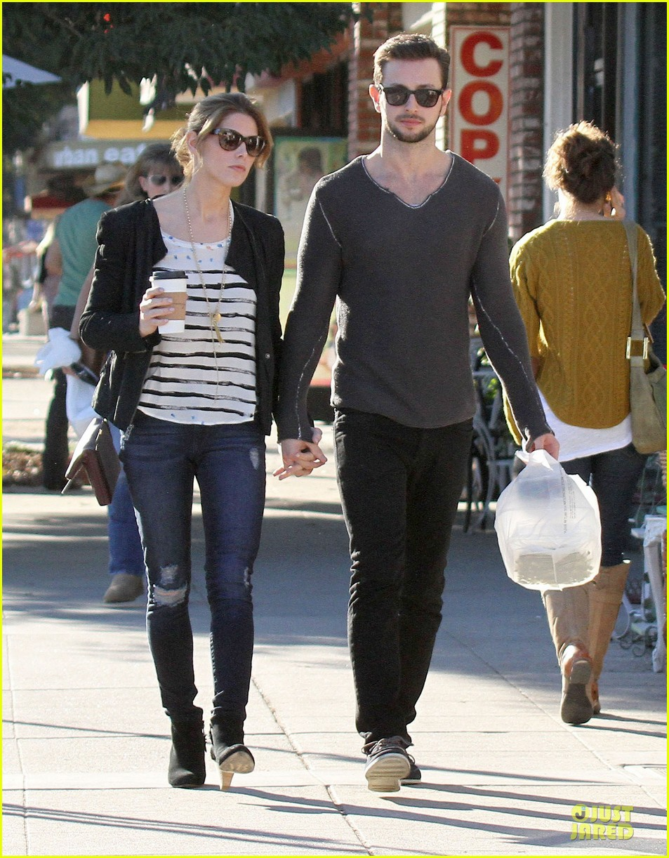 ashley greene paul khoury romancing the bean date 273012106