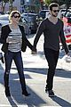ashley greene paul khoury romancing the bean date 10