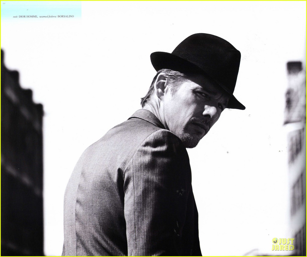 ethan hawke covers untitled project magazine 083012076