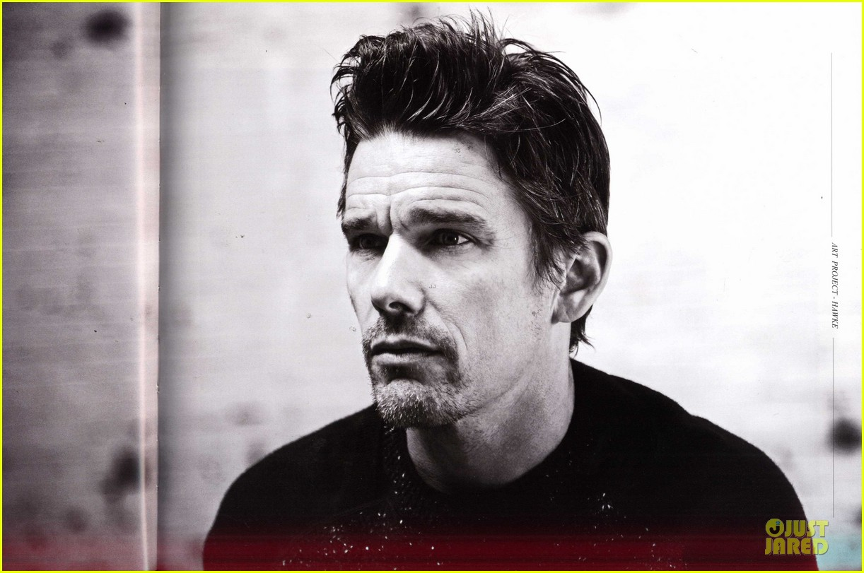 ethan hawke covers untitled project magazine 103012078